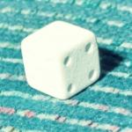 my ivory dice i found IRL, a couple few days before the release date of this addin.